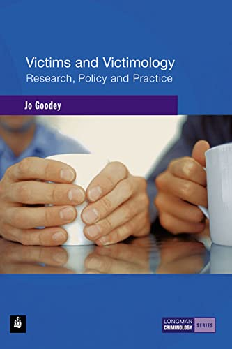9780582437791: Victims and Victimology: Research, Policy and Practice (Longman Criminology Series)