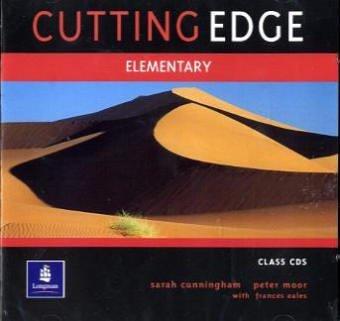9780582438439: Cutting Edge: Elementary Class CD 1 and 2 (CUT)