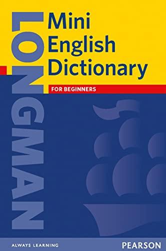 Longman Mini English Dictionary 3rd. Edition (Mini: Smith Jeremy