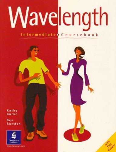 9780582438705: Wavelength Intermediate Coursebook