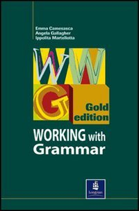 9780582438880: Working with Grammar Italy Tests and Answer Key (WWG)