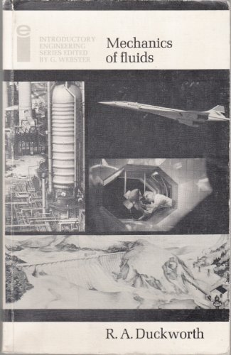 9780582441385: Mechanics of Fluids (Introductory Engineering)