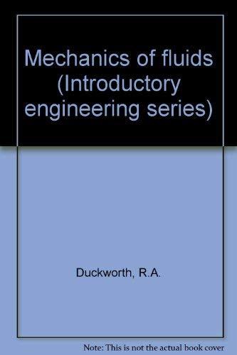 9780582441392: Mechanics of Fluids (Introductory Engineering)