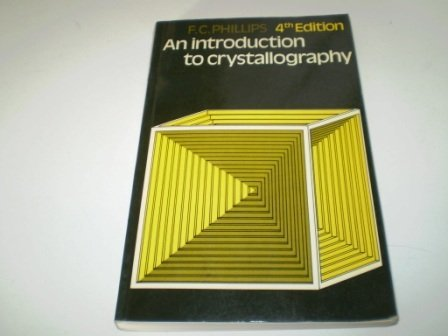9780582441842: An Introduction to Crystallography