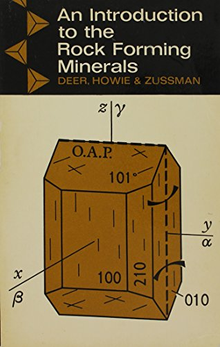 9780582442108: An Introduction to the Rock Forming Minerals