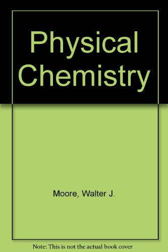 9780582442351: Physical Chemistry