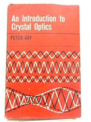 9780582443181: Introduction to Crystal Optics