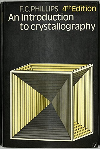9780582443211: An introduction to crystallography