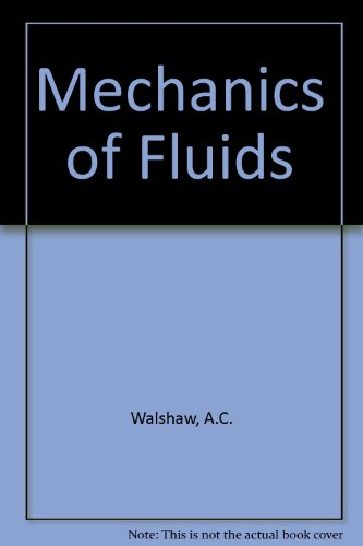 9780582444850: Mechanics of Fluids