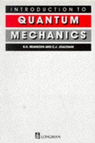 9780582444980: Introduction to Quantum Mechanics