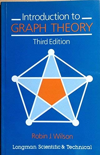 9780582446854: Introduction to Graph Theory