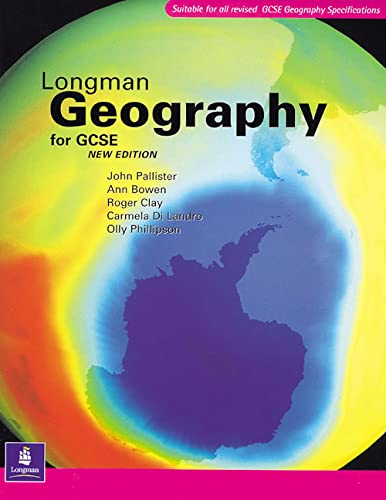 9780582447448: Longman Geography for GCSE Paper, 2nd. Edition