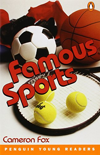 9780582448001: Famous Sports (Penguin Young Readers (Graded Readers))
