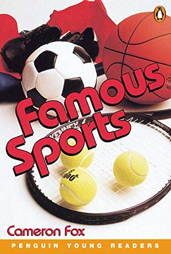 9780582448025: Famous Sports Book & Cassette: Level 3 (Penguin Young Readers (Graded Readers))