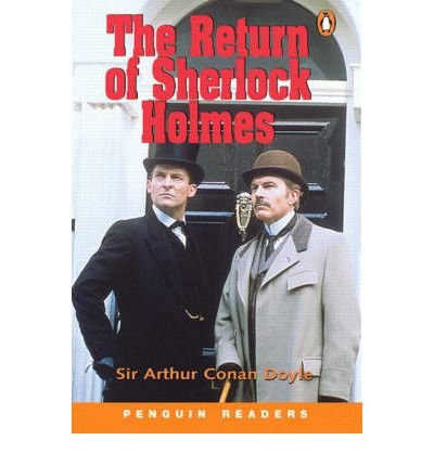 9780582448452: The Return of Sherlock Holmes Book & Cassette