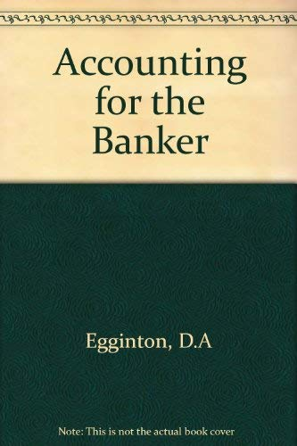 9780582450561: Accounting for the Banker