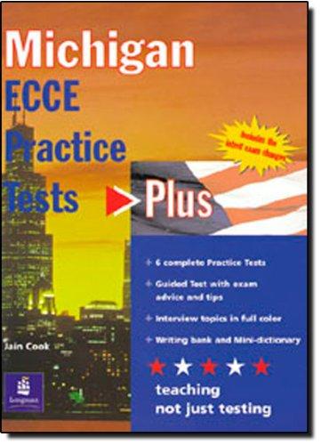 9780582450943: Michigan ECCE Practice Tests Plus: Student Book (MICH)