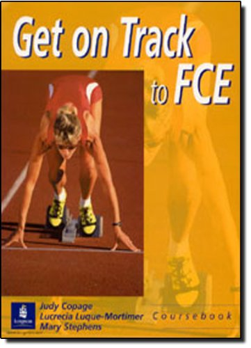 9780582451056: Get on Track to FCE Coursebook (Fast Track)