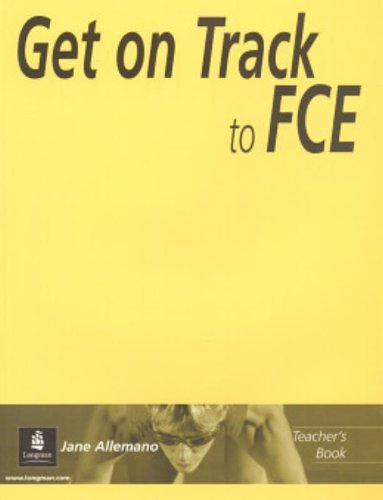 9780582451070: Get on Track for FCE (FCE) (New FCE)