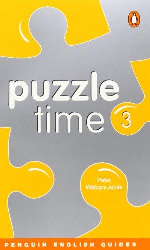 9780582451421: Puzzle Time 3: Penguin Reader Level 4&5 3 (Penguin English)