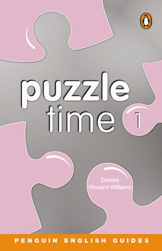 9780582451445: Puzzle Time: Penguin Reader Level 1&2 1 (Penguin English guides)