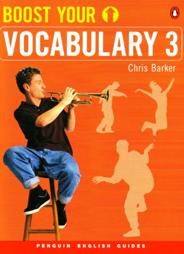 9780582451643: Boost Your Vocabulary 3: Vol 3 (Penguin Joint Venture Readers)