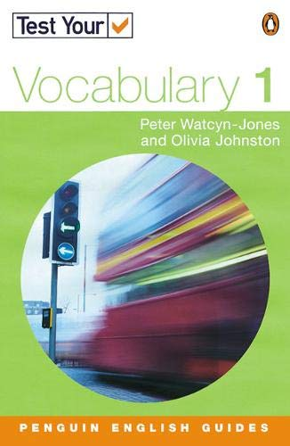 9780582451667: Test Your Vocabulary: 1 (Penguin English)