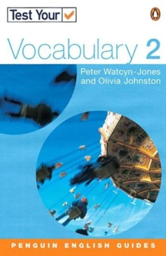 9780582451674: Test Your Vocabulary 2 Revised Edition (Penguin English)
