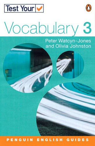9780582451681: Test Your Vocabulary: 3 (Penguin English)