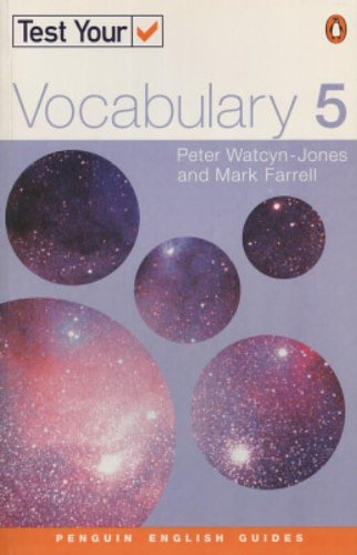 9780582451704: Test Your Vocabulary 5 (Penguin English)