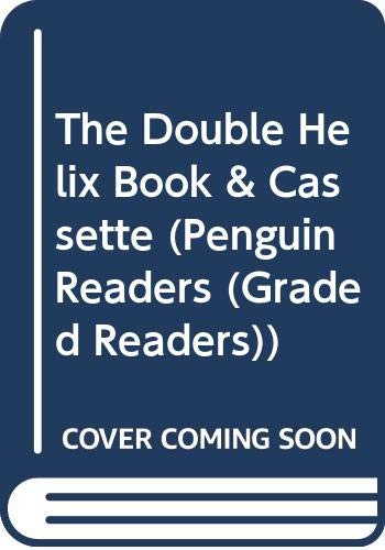 9780582451834: The Double Helix Book & Cassette: Personal Account of the Discovery of the Structure of DNA (Penguin Readers (Graded Readers))