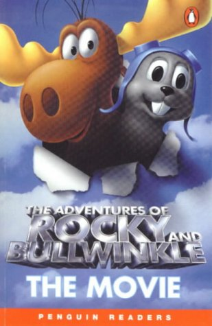 9780582451872: The Adventures of Rocky and Bullwinkle: The Movie (Penguin Readers, Level 2)