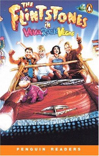 9780582451902: Penguin Readers Level 2: the Flintstones in Viva Rock Vegas (Penguin Readers (Graded Readers))