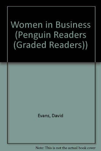 9780582453296: Women in Business (Penguin Readers (Graded Readers))