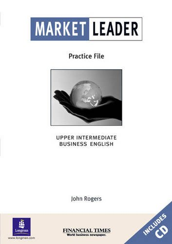 9780582453555: Market Leader Upper Intermediate Practice File Book for Pack