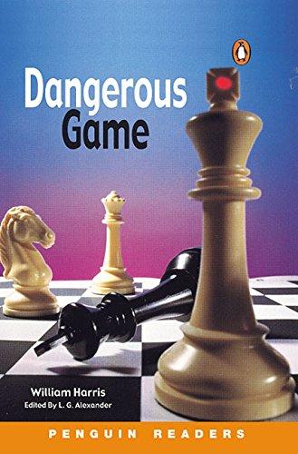 9780582453890: Dangerous Game: Level 3 (Penguin Readers (Graded Readers))