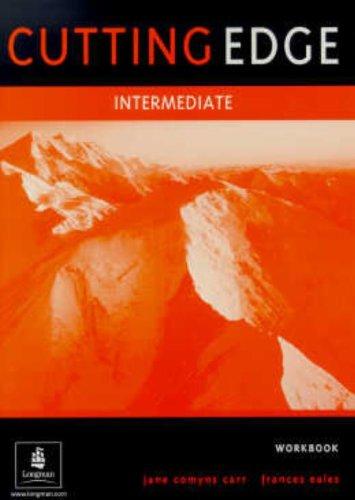 9780582454149: Cutting edge. Intermediate. Workbook. Without key. Per le Scuole superiori