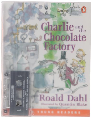 9780582456204: Charlie and the Chocolate Factory Book & Cassette: Level 3 (Penguin Young Readers (Graded Readers))