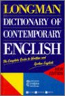 9780582456419: Longman Dictionary of Contemporary English Low priced Edition