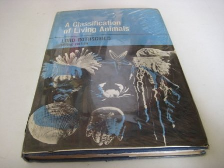 9780582460409: Classification of Living Animals