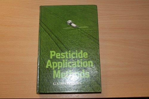 9780582460546: Pesticide Application Methods