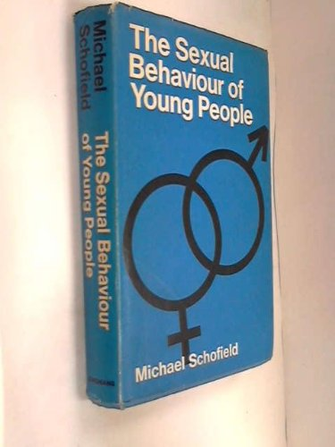 9780582460652: Sexual Behaviour of Young People