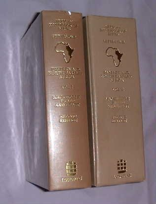 9780582460829: The Birds of Eastern and North Eastern Africa