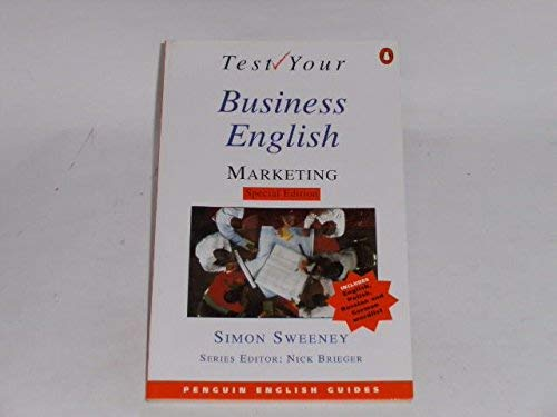 9780582461130: Test Your Business English:Marketing: Peng:Test Bus Eng Marketing Pol.Ed. (General Adult Literature)