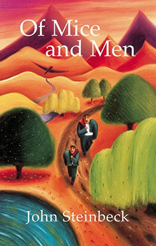 9780582461468: Of mice and men: With Notes (Longman Literature Steinbeck)