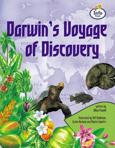 Darwin's voyage of Discovery Info Trail Fluent: Coles, Martin