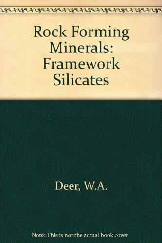 9780582462120: Rock-Forming Minerals, Volume 5: Non-Silicates.