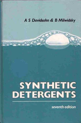 9780582462380: Synthetic Detergents