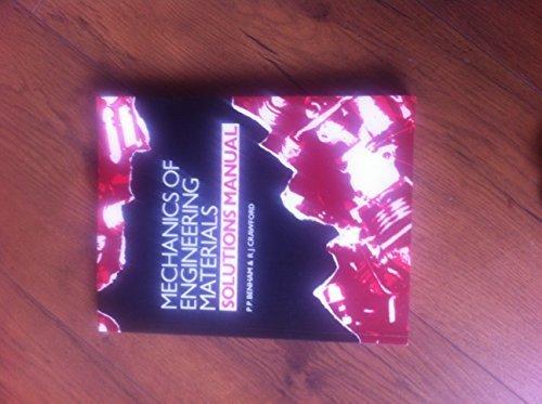 9780582462397: Mechanics of Engineering Materials: Solutions Manual