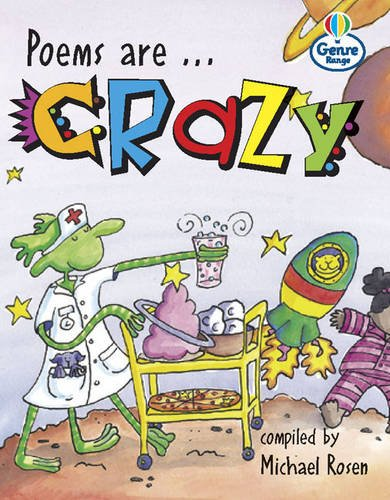 9780582463868: Poems are Crazy Genre Competent stage Poetry Book 1 (LITERACY LAND)